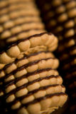 Plätzchen Stockbild