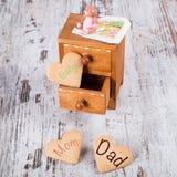 Plätzchenfamilie Lizenzfreie Stockbilder