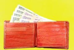 Plånbok Arkivfoton