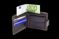 plånbok Arkivfoto