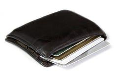 plånbok Fotografering för Bildbyråer
