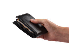 plånbok royaltyfri foto