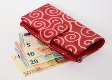 Plånbok av översittare Royaltyfria Bilder