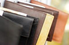 Plånbokskärm Arkivfoton