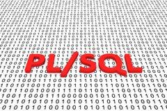 PL SQL Royalty Free Stock Photos
