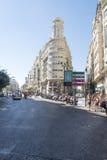 Plaça de l'Ajuntament, València Foto de Stock