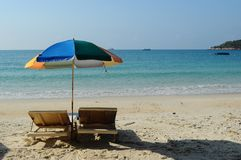 plaża Zdjęcie Stock