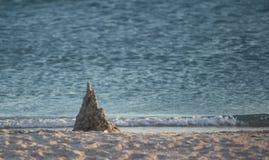 Plaża. Czarny Morze. Fotografia Stock