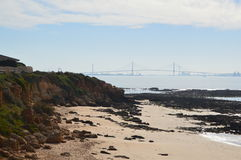 Plaża i wybrzeże Zdjęcie Royalty Free