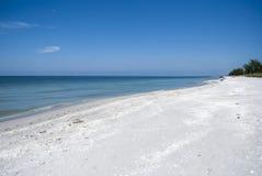 Plaża kąty Obrazy Stock