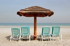 Plaża luksusowy hotel obraz stock