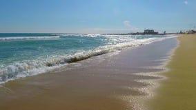 Plaża Macha zwolnione tempo zbiory wideo