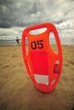 plaża może target1042_0_ życie burzowego Zdjęcie Stock