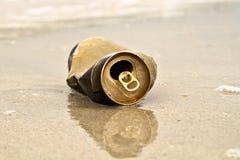 plaża może target434_0_ obraz stock