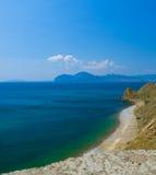 Plaża morze obrazy royalty free