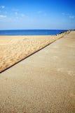 Plaża morze bałtyckie Zdjęcia Royalty Free