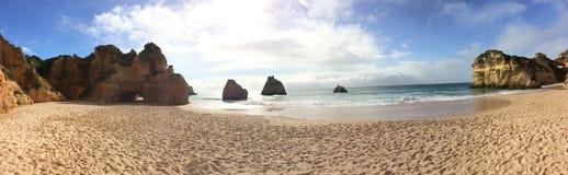 plaża odosabniająca Obraz Stock