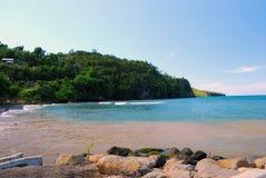 plaża schowana zdjęcie royalty free