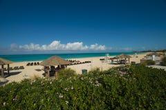 Plaże Bahamas obrazy royalty free