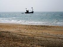 Plaże Goa i wybrzeże zdjęcie stock
