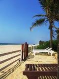 Plaże Goa i wybrzeże zdjęcie royalty free