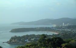 Plaże Phuket wyspa, Tajlandia obrazy royalty free
