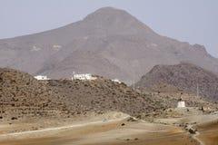 Plaże St josè, cabo de Gata, Andalusia, Hiszpania, Europe, widok obraz royalty free