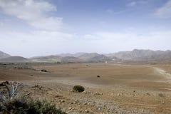 Plaże St josè, cabo de Gata, Andalusia, Hiszpania, Europe, widok zdjęcia stock