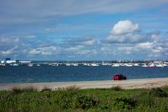 Plaże w Perth obrazy royalty free