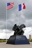 plażowa pamiątkowa statua Utah Fotografia Royalty Free