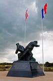 plażowa pamiątkowa statua Utah Zdjęcie Royalty Free