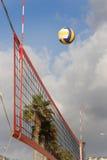 plażowa siatkówka Zdjęcie Stock