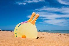 Plażowe aktywność Zdjęcia Stock