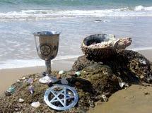 Plażowi błogosławieństwa 3 Zdjęcia Royalty Free
