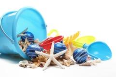 plażowi boże narodzenia Fotografia Royalty Free