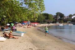 plażowi buzios zdjęcie royalty free