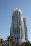 plażowi hotelowi południe zdjęcie royalty free