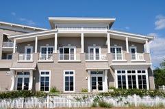 plażowi mieszkania własnościowe Obrazy Royalty Free