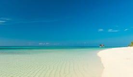 plażowi piękni Maldives fotografia royalty free
