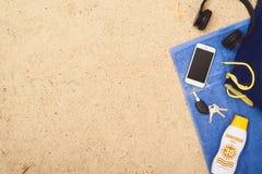 Plażowy bohatera chodnikowa wizerunek fotografia royalty free