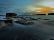 plażowy bondi fotografia royalty free