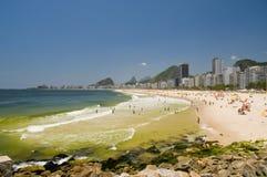 plażowy copacabana Obrazy Stock