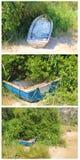plażowy Danang łodzi rybackich viet nam Zdjęcia Stock