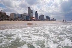 plażowy doskonalić obraz stock