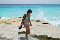 plażowy dzień Obraz Stock