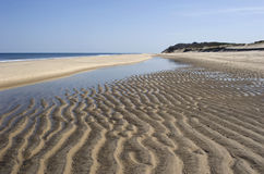 plażowy fotografii brzeg zapas Obrazy Royalty Free