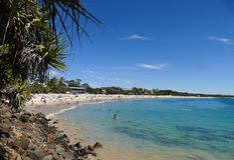 plażowy horyzontalny obrazka piaska scenerii morze obrazy stock