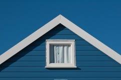 plażowy izbowy widok fotografia stock