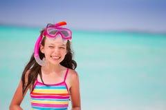 plażowy ja target320_0_ dziewczyny obraz royalty free