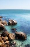 plażowy kamień Zdjęcia Royalty Free